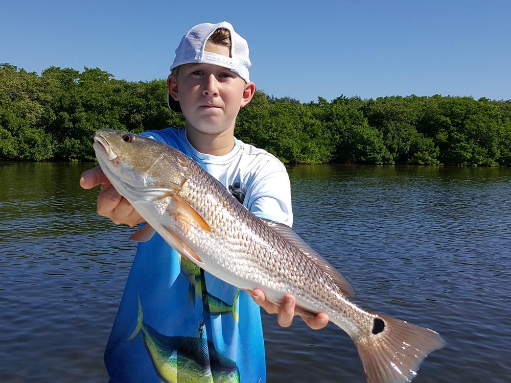 Inshore flats fishing charters tampa fishing charter for Fishing charters tampa